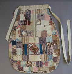 A patchwork pocket! ~♥~
