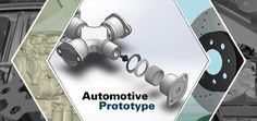 #Automotive Prototype; Multiple are Utilized Across the Production Lifecycle #ProductDesign #Solidworks3DModel