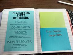 My students set up their interactive notebooks on the third day of school. That was in August. It's November, and I'm finally blogging abo...