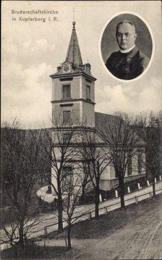 Ansichtskarte / Postkarte Miedzianka Bergstädtchen Kupferberg Schlesien, Bruderschaft...   akpool.de