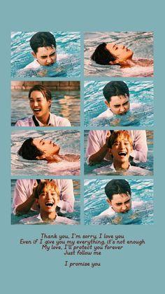 Kaisoo, Kyungsoo, Chanyeol, K Pop, Exo Lockscreen, Kpop Exo, Wonderful Picture, Exo Kai, Exo Members