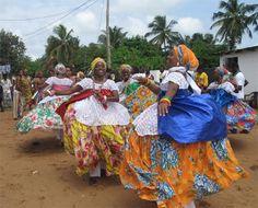 togo culture   ... Festival des Divinités Noires célèbre la force de la culture vaudou