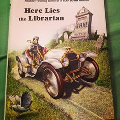 Did this librarian shush one patron too many?