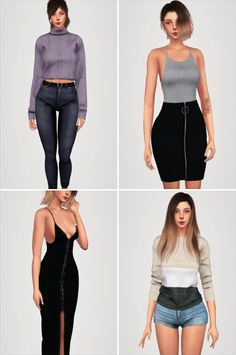 Spring collection part 2 by Elliesimple for The Sims 4