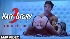 Hate Story 3 is an erotic thriller film directed by Vishal Pandya.it stars Karan Singh Grover, Sharman Joshi, Zarine Khan and Daisy Shah in lead roles, and Priyanshu Chatterjee in a pivotal role.the film is a sequel to Pandya's 2014 thriller Hate Story Audio Songs, Movie Songs, 3 Movie, Video Trailer, Official Trailer, Trailer 2015, 2015 Movies, Good Movies, New Hollywood Movies