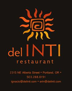 del INTI in Portland. Peruvian Restaurant in the Alberta District.
