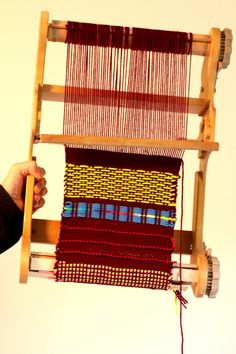Weave stunning patterns on your rigid heddle loom with this step by step, free class and printable PDF! Loom Weaving, Weaving Techniques, Sewing Projects For Beginners, Weave, Arts And Crafts, Pdf, Printable, Etsy Shop, Patterns