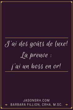 #jasonsrh #carrière #emploi #patron #boss