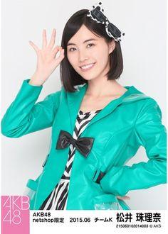 lucky number 48, fujienyan: AKB48 - Jurina & Sayane (July 2015...