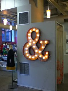 Like our idea letters at the office