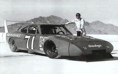 Bonneville Salt Flat Cars - Bing Images 1969 Dodge Charger Daytona 426 Hemi-Powered Bonneville Salt Flats Speed Record, Driven by Bobby Isaac BW