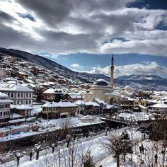 Prizren in Kosovo, wonderful place - Europe
