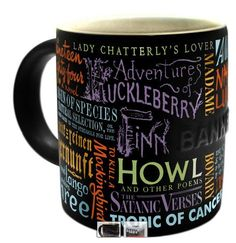 Banned Books   Community Post: 13 Awesome Literary Mugs That Will Make Any Word Nerd's Morning Brighter