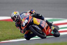 Luis Salom war im ersten Training der Moto3 eine Klasse für sich