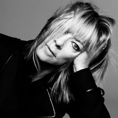 we have a record player in the kitchen, which is nice. it makes cooking dinner take longer because you have to turn over the record. ha! but i consider it a luxury. • kim gordon • photo: inez van lamsweerde and vinoodh matadin