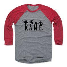 Patrick Kane Celebration K Chicago Officially Licensed NHLPA Baseball T-Shirt Unisex S-3XL