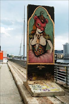 FREEDOM PARK ♦ Berlin Wall