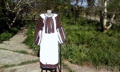 Ie Cu Poale Campulung Muscel 60 Ani Vechime White Dress, Model, Shopping, Dresses, Fashion, Vestidos, Moda, Fashion Styles