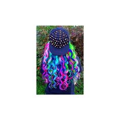 Instagram post by ?? Rainbow Fairy Princess?? • Jan 6, 2017 at 7:51pm... ❤ liked on Polyvore featuring hair