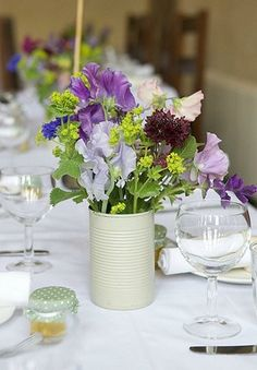 Wedding centerpiece vases, cheap supplies and make your own