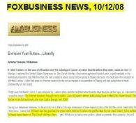 Fox news: Joyce Schwarz THE VISION BOARD BOOK