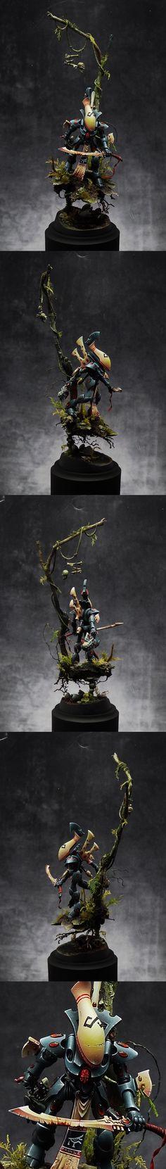 Wraithguard in the Jungle