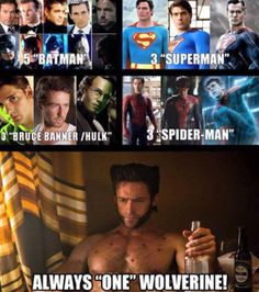 ...And lets keep it that way, bub!! I know Hugh Jackman said he's doing one last X-Men film, but I hope that it doesn't mean he'll be replaced if they happen to make more movies in the future. One of the many reasons why I love the X-Men film series so much is because the characters are played by the same actors, unless their a younger version of that character. Obviously I don't mind if it's a younger version, like we've seen before with the Professor, Magneto, Cyclopes, Mystique etc in the…