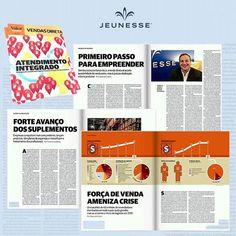 Começamos muito bem a semana! A Jeunesse está presente na edição 2015 da revista Valor Setorial do conceituado jornal Valor Econômico! São três matérias tendo a Jeunesse como destaque e com a participação especial do nosso Diretor Geral Marcel Szajubok. Confira a versão online da revista e compartilhe com todos os seus contatos:http://goo.gl/qHkGLU. http://ift.tt/1mkxUiq
