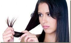 Remedios Caseros para el cabello Horquillado