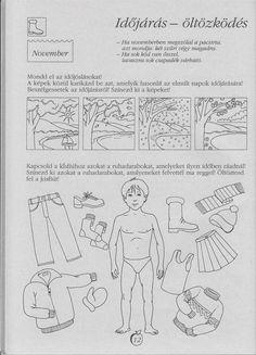 Albumarchívum Exercise For Kids, Halloween, Preschool Activities, Worksheets, Kindergarten, Bullet Journal, Album, Seasons, Fall