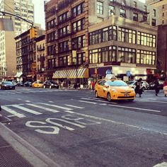 Midtown, Manhattan. #newyorkcityinspired