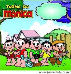 Kit Festa Infantil – Turma da Mônica