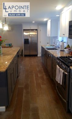 Kraftmaid Vantage Cabinets Lyndale Maple Dove White Suede Wall Cabinets Greyloft Suede Bases Kitchens And Baths Kitchen Cabinets Kitchen