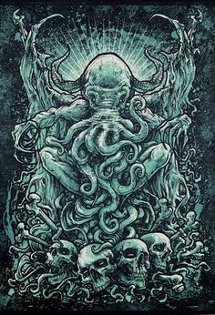 Cthulhu - Old God
