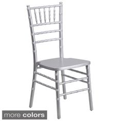 Shop for Flash Elegance Wood Chiavari Chair. Get free shipping at Overstock.com…