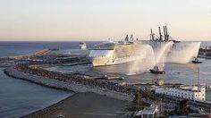 el mayor crucero del mundo en malaga