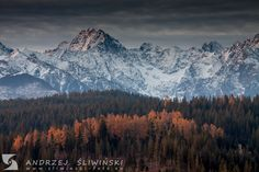 Autumn in the Tatras.  #landscapephotography #mountainphotography