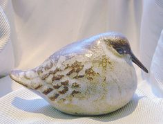 Favorites | Andersen Studio Ceramic Birds: The Gentle Sandpiper | Flickr - Photo Sharing!