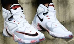 wholesale dealer feb3d 8976d Nike Lebron XIII EP 13 James Friday The 13th Friday The 13th, Shoe Brands,