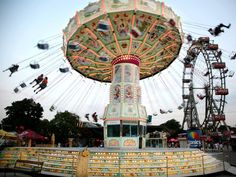 vienna prater amusement park - Google Search