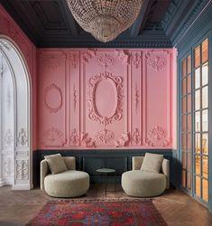 Interior Decorating, Interior Design, Room Interior, Home Room Design, Victorian Homes, Luxury Living, Textured Walls, Decoration, Home Accessories