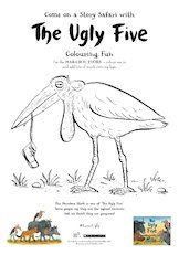 The ugly five stork colouring page 1657642
