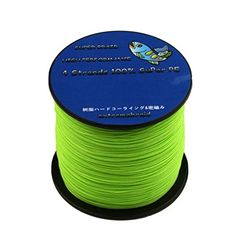 extremebraid PE braided 1000 M 100 LB light green line for fishing *** Click image to review more details.