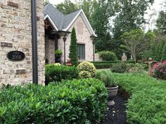 Oyster Pearl Brick by Pine Hall helped create this stunning Old World meets Spanish Villa style design. Spanish Villas, Outdoor Cafe, Small Waterfall, Entry Gates, Construction Process, Parade Of Homes, Brickwork, Old World Charm, Curb Appeal