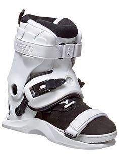 Xsjado 2.0 White Aggressive Skates BOOTS ONLY