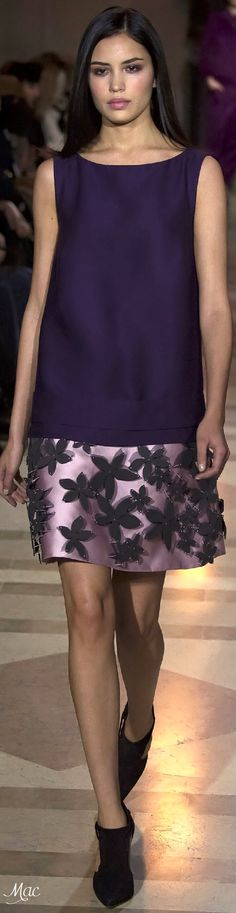 Fall 2016 Ready-to-Wear Carolina Herrera