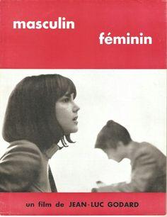JEAN-LUC GODARD - MASCULIN FEMININ