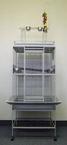 Bird Cages African Grey Cage Setup Discount Parrot