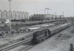 História železničnej stanice Bratislava - Petržalka :: VLAKY.NET