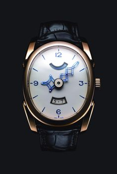 TimeZone : Basel/SIHH 2012 » Pre-SIHH 2012 – Parmigiani Toric Ovale with Telescopic Hands